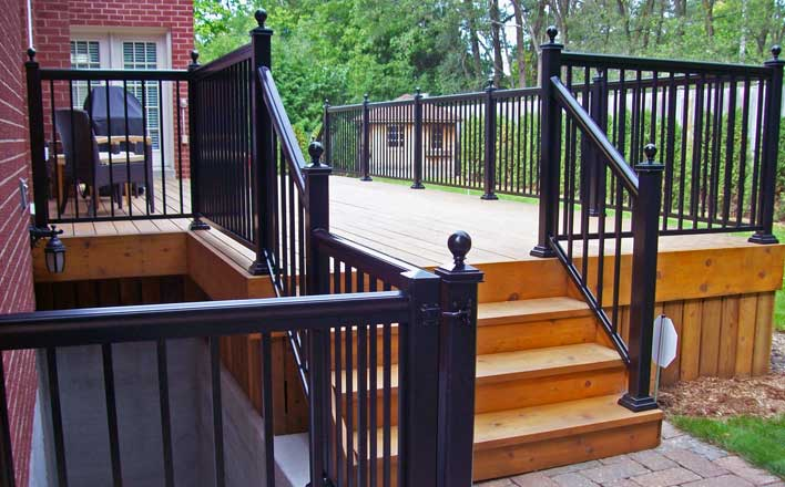 Caledon General Contractor Interlock Steps